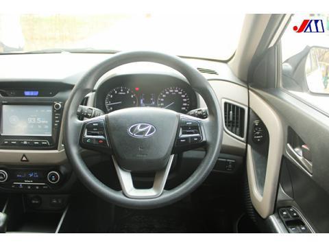 Hyundai Creta 1.6 SX Plus Petrol (2015) in Ahmedabad