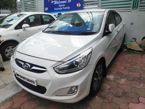 Hyundai Verna Fluidic 1.6 CRDI SX Opt (2013) in Ratlam