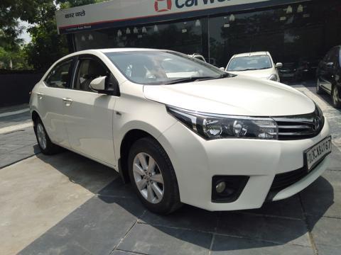 Toyota Corolla Altis 1.8G(CVT) (2015) in New Delhi
