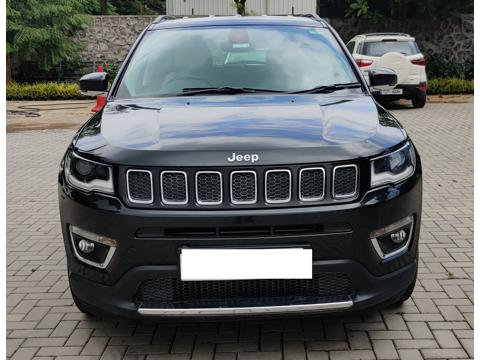 Jeep Compass Limited (O) 2.0 Diesel (2017) in Nashik