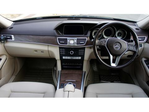 Mercedes Benz E Class E 200 (2015) in Faridabad