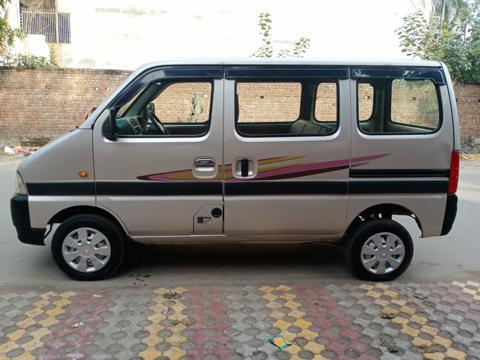 Maruti Suzuki Eeco 5 STR WITH A/C+HTR CNG (2014) in New Delhi