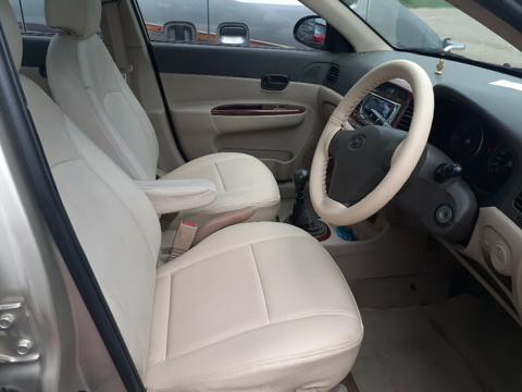 Hyundai Verna VGT CRDi SX (2008) in Hyderabad