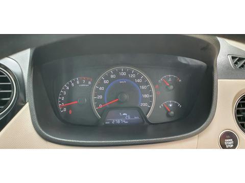 Hyundai Grand i10 Sportz 1.2 VTVT Kappa Petrol (2014) in Akola