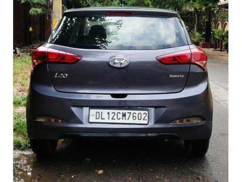 Hyundai Elite i20 1.2 Kappa VTVT Sportz Petrol (2018) in New Delhi