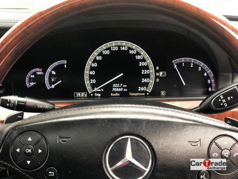 Mercedes Benz S Class 350 CDI L (2011) in New Delhi