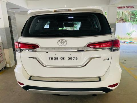 Toyota Fortuner 2.8 4x4 AT (2019) in Hyderabad