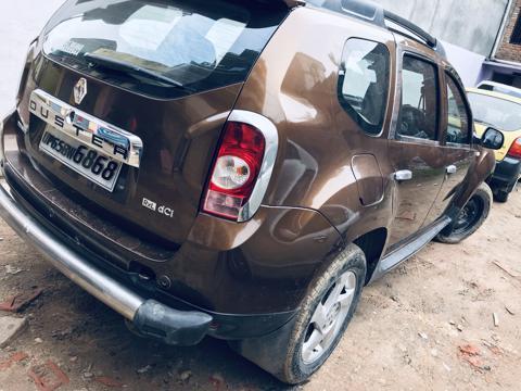 Renault Duster RxL Diesel 110PS (2015) in Varanasi