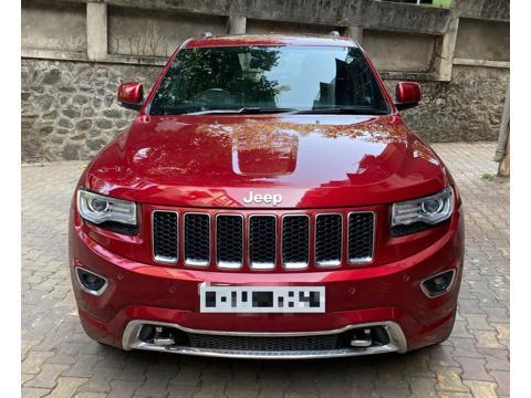 Jeep Grand Cherokee Summit (2016) in Mumbai