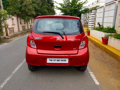 Maruti Suzuki Celerio ZXi Opt. (2018) in Coimbatore