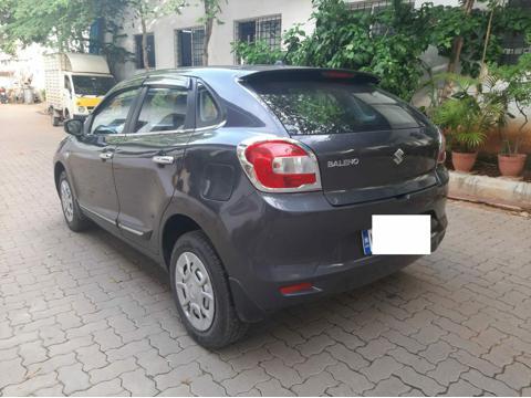 Maruti Suzuki Baleno Sigma Diesel (2017) in Bangalore