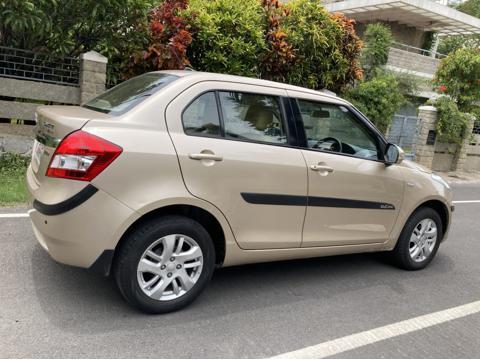 Maruti Suzuki Swift Dzire ZDI (2013) in Bangalore