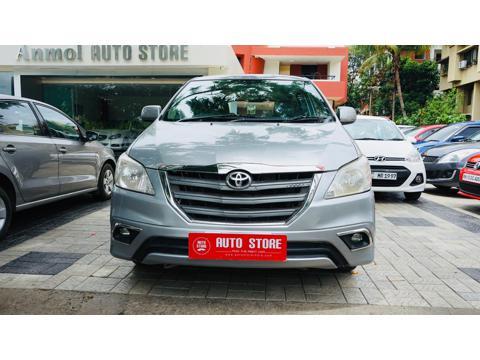 Toyota Innova 2.5 GX 8 STR BS IV (2015) in Nashik