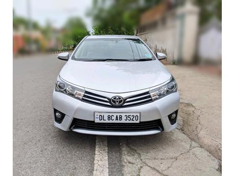Toyota Corolla Altis 1.8G L (2014) in Gurgaon