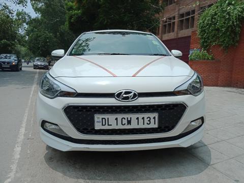 Hyundai Elite i20 1.2 Kappa VTVT Sportz Petrol (2017) in New Delhi