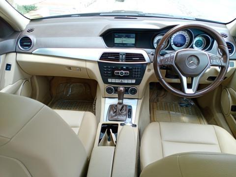 Mercedes Benz C Class 220 CDI Avantgarde (2014) in Pune