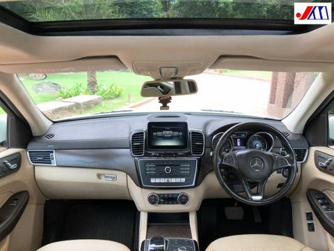 Mercedes Benz GLS 350 d (2017) in Ahmedabad
