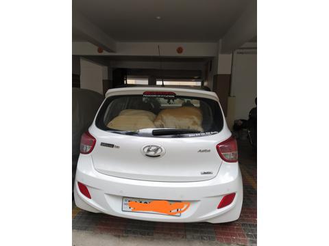 Hyundai Grand i10 1.2 Kappa VTVT 4AT Asta (O) (2016) in Nizamabad