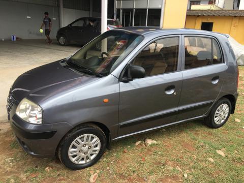 Hyundai Santro Xing GLS (2010) in Coimbatore