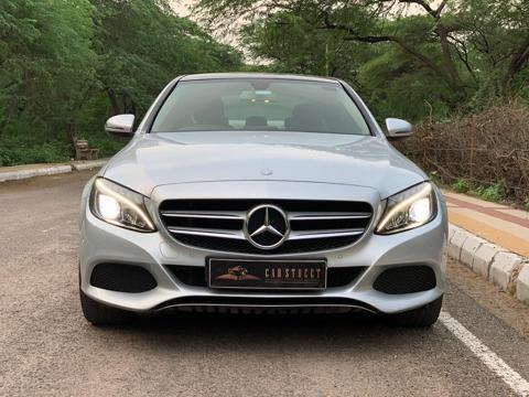 Mercedes Benz C Class C 220d Progressive (2018) in Faridabad