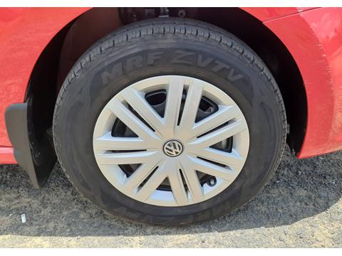 Volkswagen Polo Trendline 1.0L (P) (2019) in Chennai