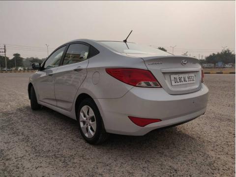 Hyundai Verna Fluidic 1.4 VTVT (2016) in New Delhi