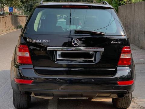 Mercedes Benz M Class ML 350 CDI 4MATIC (2011) in New Delhi