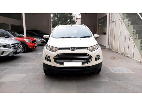 Ford EcoSport 1.5 Ti-VCT Titanium (MT) Petrol (2013) in Gurgaon