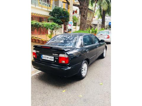 Maruti Suzuki Baleno VXI (2006) in Bangalore