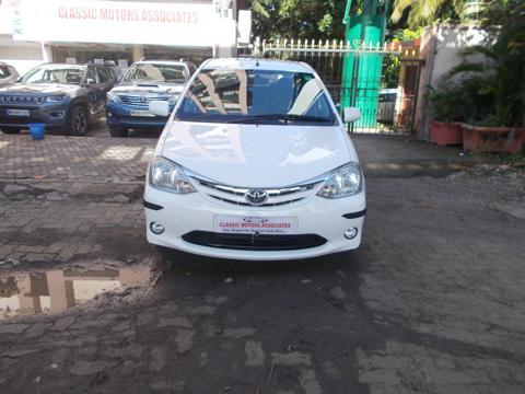 Toyota Etios GD (2013) in Mumbai