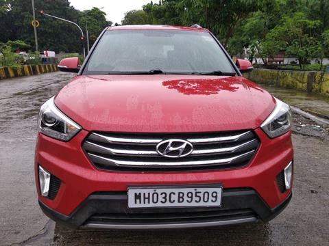 Hyundai Creta SX 1.6 CRDI VGT (2016) in Mumbai