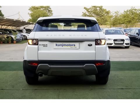 Land Rover Range Rover Evoque Dynamic SD4 (2013) in Gurgaon