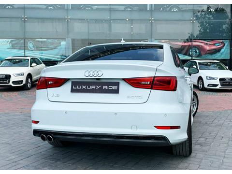 Audi A3 35 TDI Technology + Sunroof (2014) in New Delhi