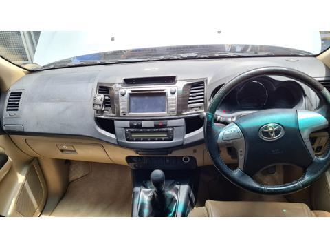 Toyota Fortuner 3.0 4X2 MT (2014) in Chennai