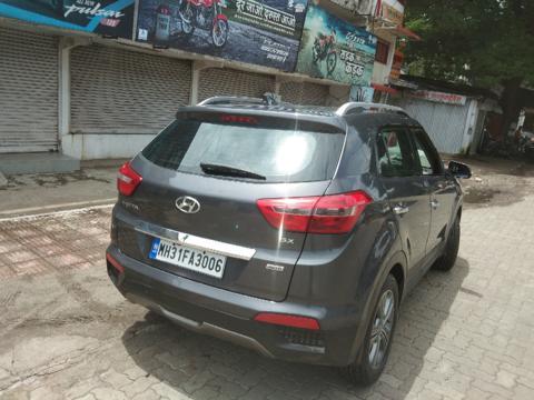 Hyundai Creta SX+ 1.6 U2 VGT CRDI AT (2017) in Akola