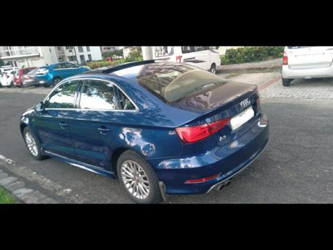 Audi A3 35 TDI Premium + Sunroof (2017) in Bhubaneswar