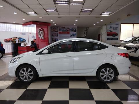 Hyundai Verna Fluidic 1.6 CRDI SX (2013) in Davangere