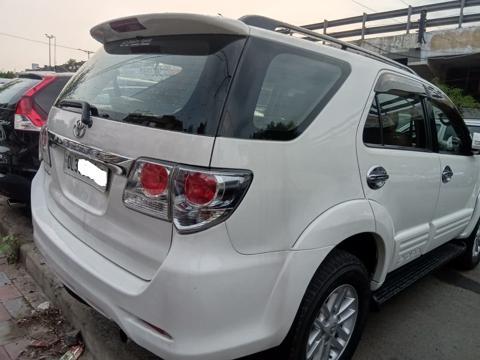 Toyota Fortuner 3.0 MT (2012) in Gurgaon