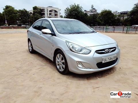 Hyundai Verna Fluidic 1.6 CRDI SX (2012) in New Delhi