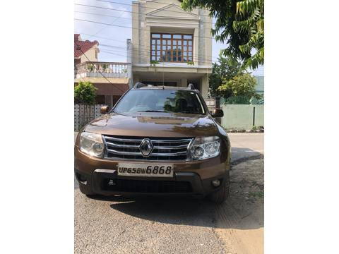 Renault Duster 110 PS RxL ADVENTURE (2015) in Varanasi
