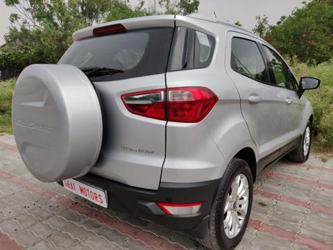 Ford EcoSport 1.5 Ti-VCT Titanium (MT) Petrol (2017) in Gurgaon