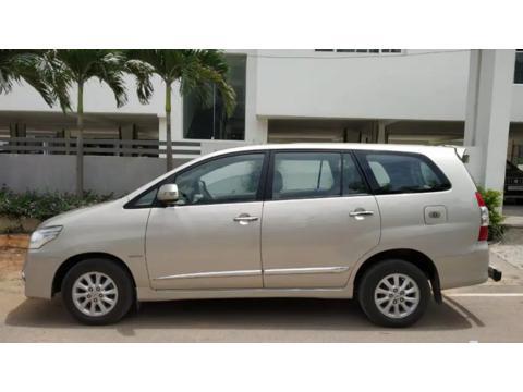 Toyota Innova 2.5 VX 8 STR BS IV (2014) in Hyderabad