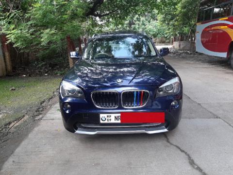 BMW X1 sDrive20d(H) (2012) in Dhar