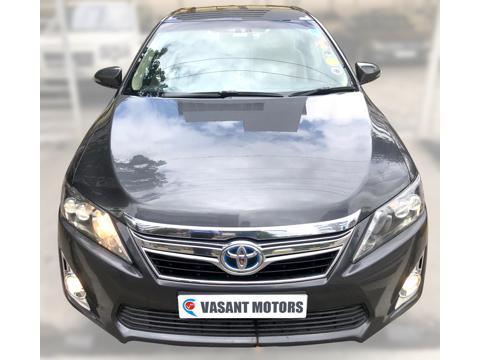 Toyota Camry Hybrid (2014) in Hyderabad