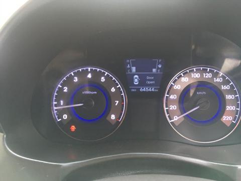 Hyundai Verna Fluidic 1.6 VTVT SX Opt (2012) in New Delhi