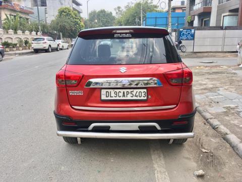 Maruti Suzuki Vitara Brezza LDI (O) (2018) in New Delhi