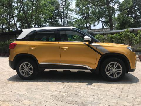 Maruti Suzuki Vitara Brezza ZDi Plus Dual Tone (2016) in New Delhi
