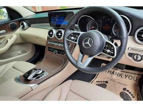Mercedes Benz C Class C 220d Progressive (2019) in Noida