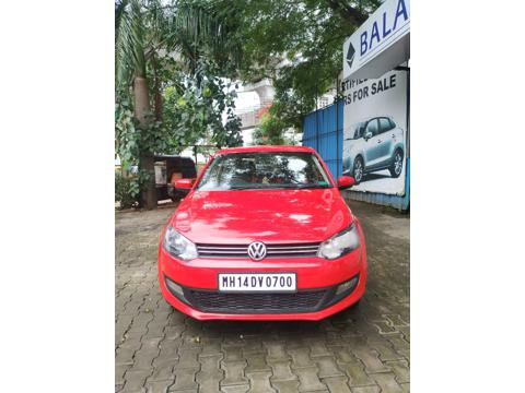 Volkswagen Polo Highline1.2L (D) (2012) in Pune