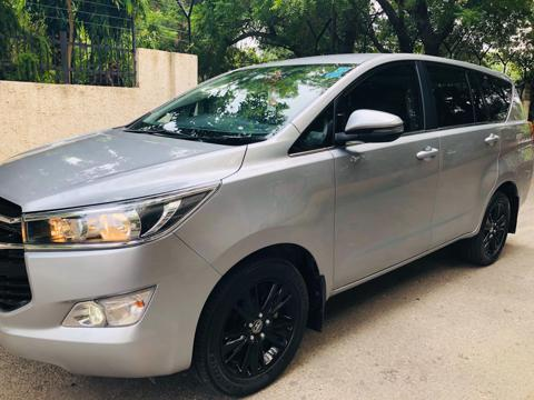 Toyota Innova Crysta 2.7 GX 7 Str (2018) in Faridabad